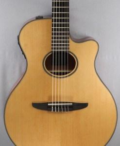 Yamaha NTX 500 NT Konzertgitarre mit Tonabnehmer