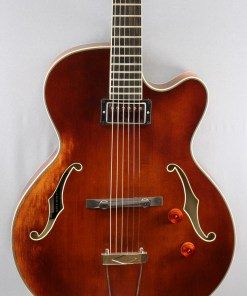 Stanford CR Vanguard Antique Violine Jazzgitarre