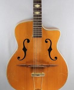 A Di Mauro Django Guitar 9