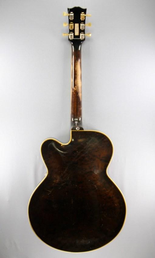 Gibson L-7P 1955 Rückseite