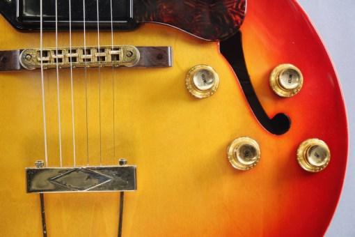 Gibson ES 125 TDC 1966 Coco Schumann
