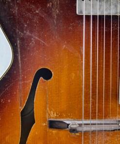Gibson L-7 Decke