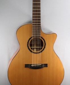 Gitarrendecke