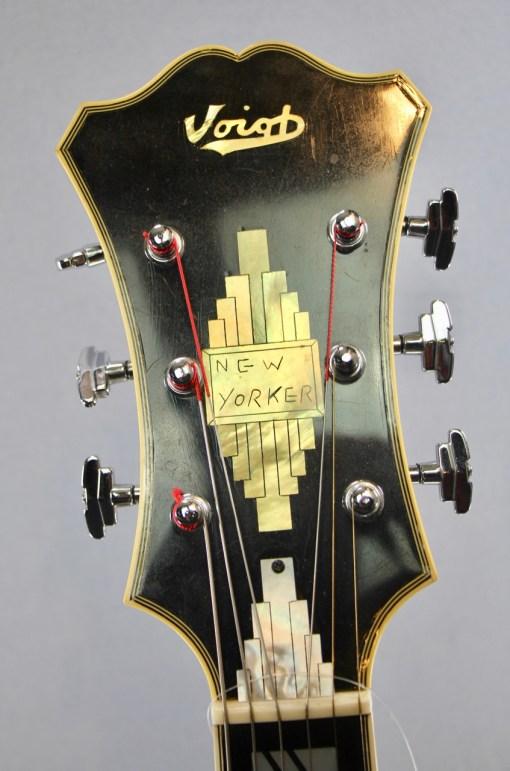 New Yorker Jazzgitarre