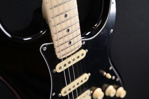 Performer Stratocaster HSS MN Blac