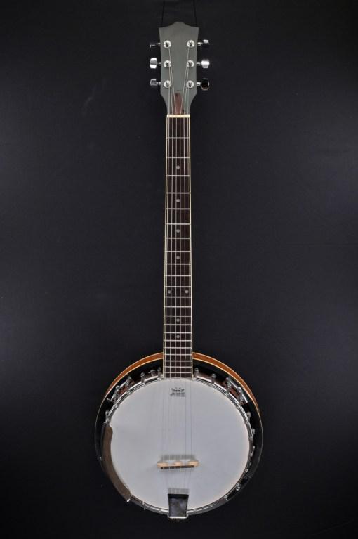 gebrauchtes 6-saitiges Banjo