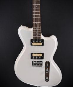 Berlin Custom Guitars BCG Friedrich II Weiß