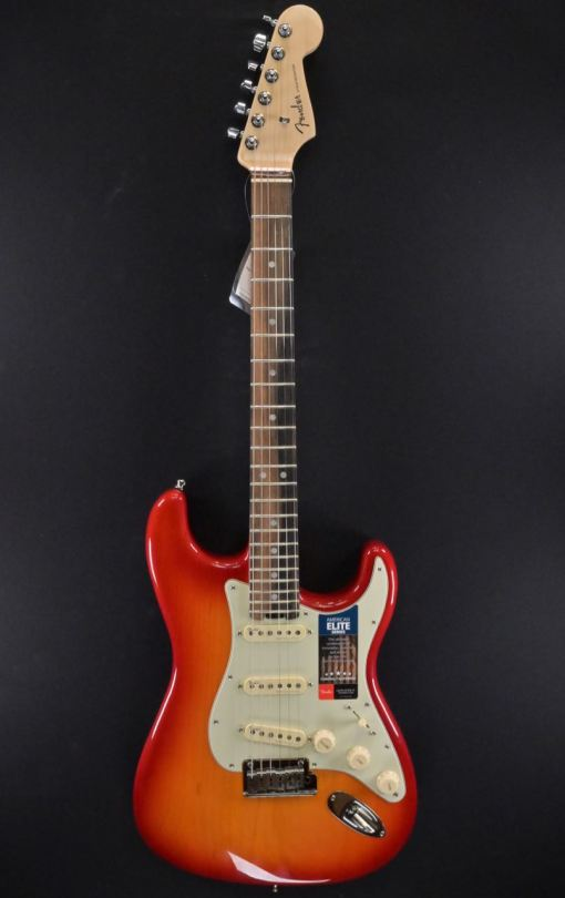 Fender AM Elite Strat EB ACB