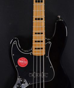 Fender SQ CV 70s Jazz Bass LH MN BK