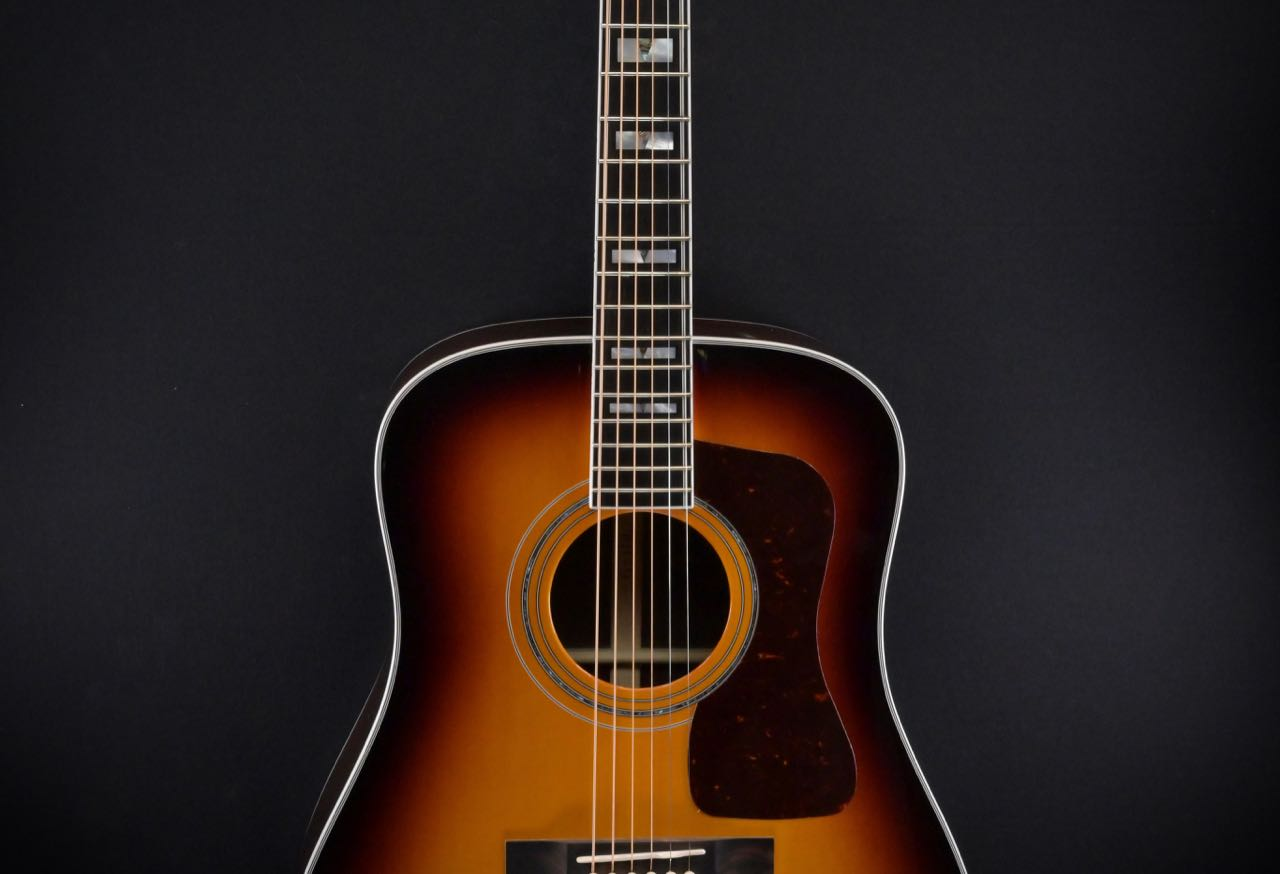 Guild D55 ATB Made in USA