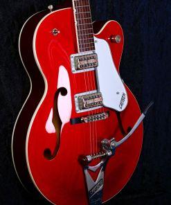 Gretsch Gitarre Im American Guitar Shop
