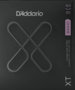 Daddario XT-Serie fuer Banjo