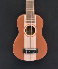 VGS Manoa Sopran Ukulele Sunset Racer Green