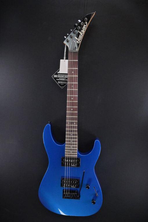 Jackson JS11 Dinky AM Metallic Blue