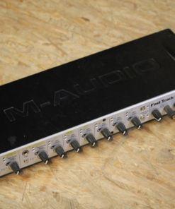 M-Audio Fast Track Ultra 8R USB 8x8 Audio Interface
