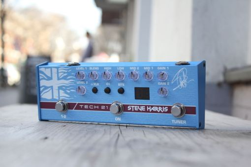 Tech 21 Steve Harris Signature SH1 SansAmp