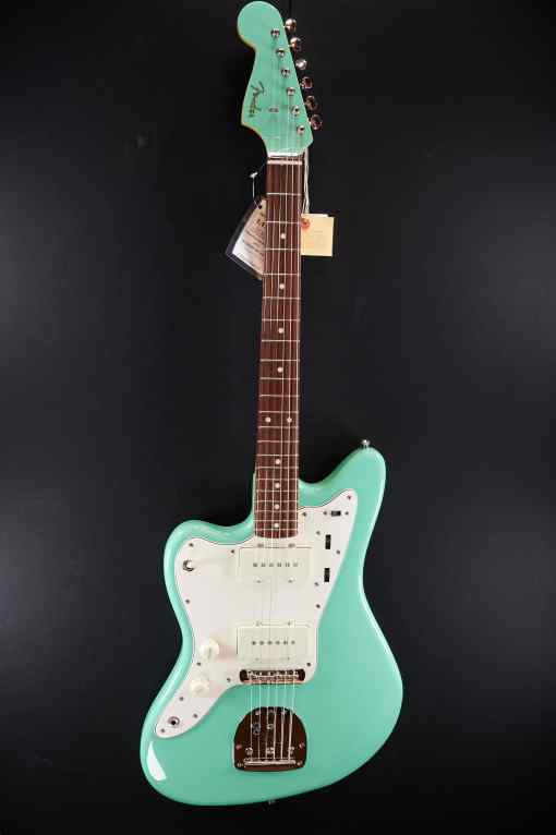 Fender MIJ Traditional '60s Jazzmaster Surf Green Left