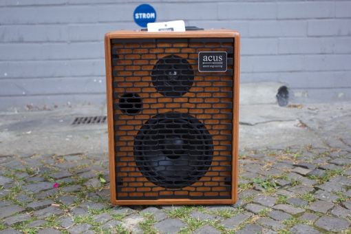 Acus One for Street Wood