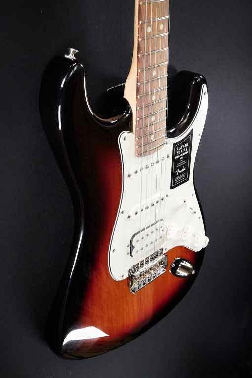 Fender Player Series Strat HSS PF 3TS