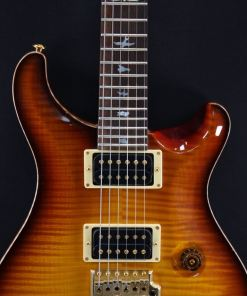 Paul Reed Smith 24 Custom Experience 2010 Tobacco Burst