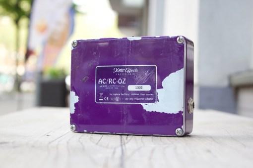 Xotic AC/RC-OZ Oz Noy Signature Limited Edition Gebraucht