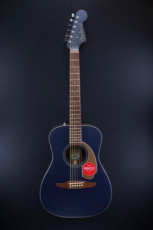 Fender Malibu Player Midnight Satin