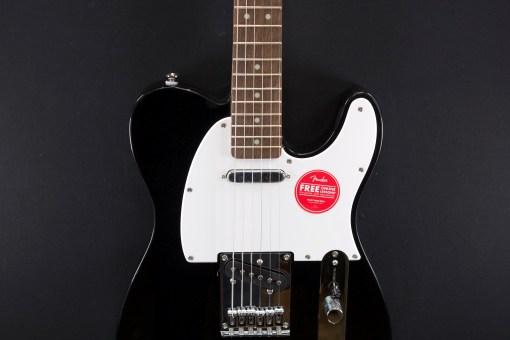 Fender Squier Bullet Tele LRL Black