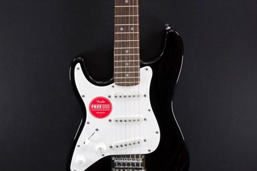Fender Squier Mini Strat V2 Lefthand Black