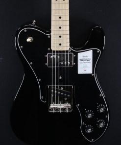 Fender MiJ Traditional 70s Tele Custom BK MN