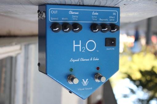 Visual Sound H2O V1 - 2. Hand