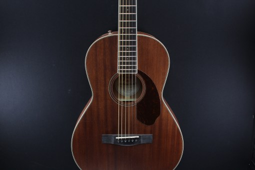 Fender PM-2 Mahagoni