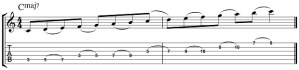 Swing Scales 1