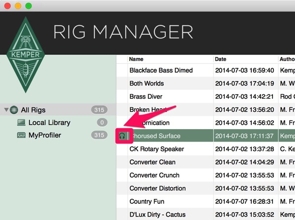 All Rigs Rig Manager