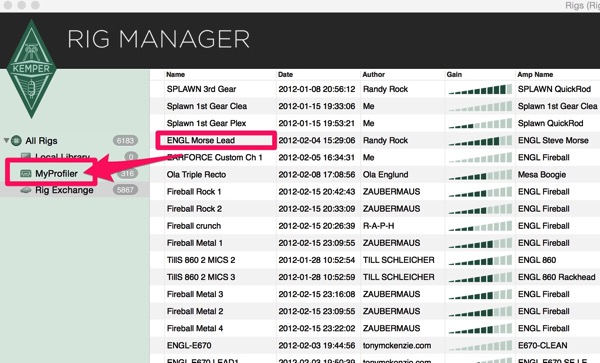 Rigs Rig Exchange Rig Manager5