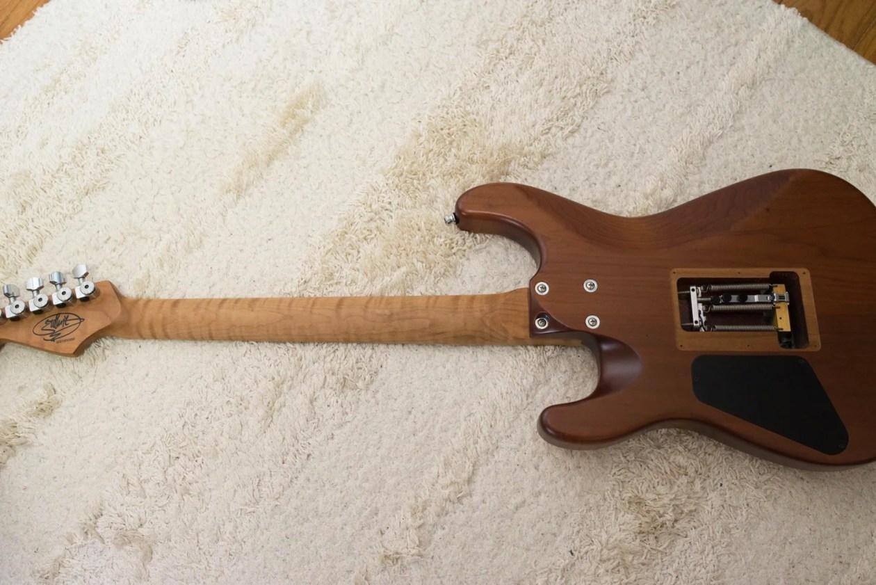 Th シャーベルギター「ガスリーゴーヴァンモデル」 DSC 3774