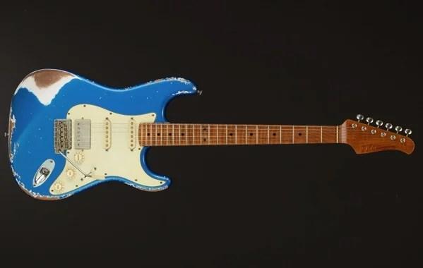 アレンハインズ Xoticギターシグネチャーモデル