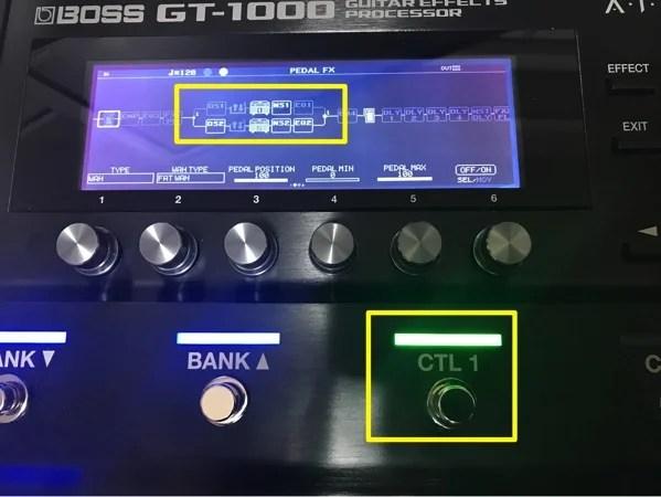 Th BOSS GT-1000  3465