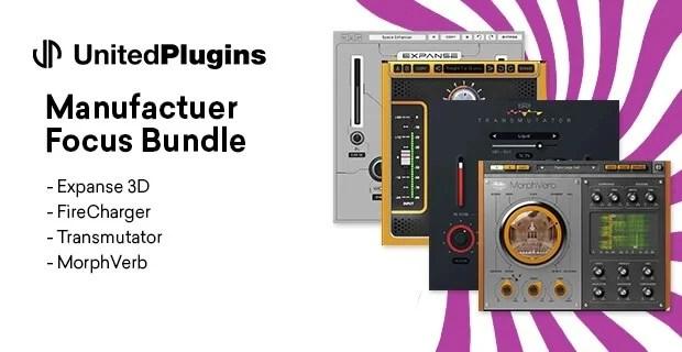United Plugins Manufacturer Focus Bundle