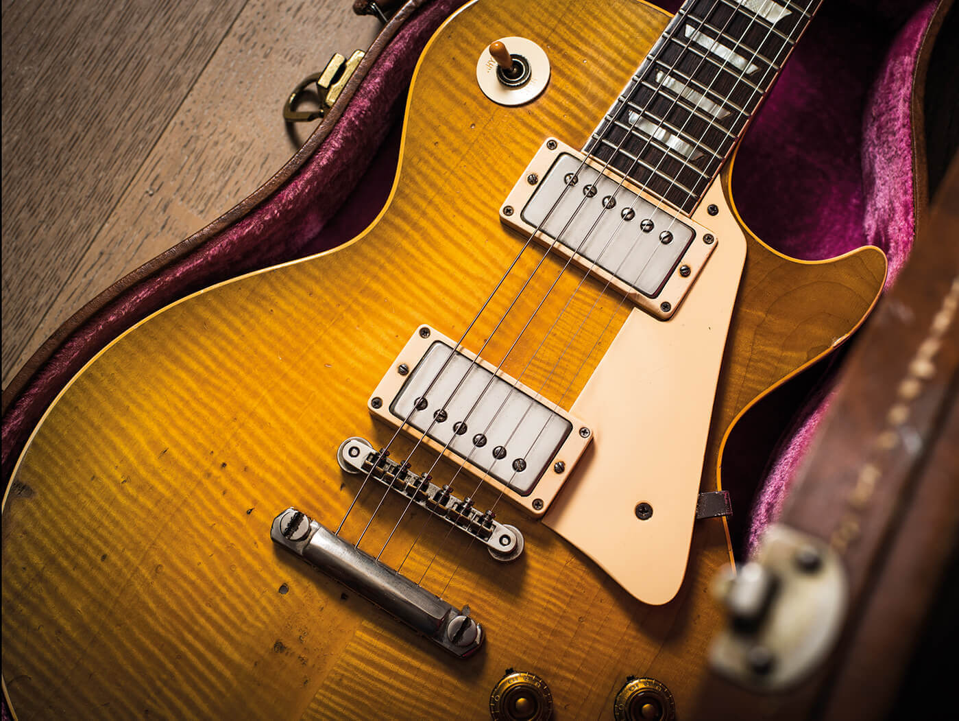 hight resolution of gibson les paul vintage