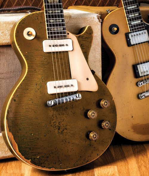 small resolution of gibson s marketing had made a big deal of the p 13 s adjustable polepieces so it s unsurprising that feature was carried over to the p 90