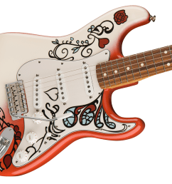 fender releases limited edition jimi hendrix monterey stratocaster more stratocaster wiring resources stratocaster guitar culture [ 1200 x 832 Pixel ]