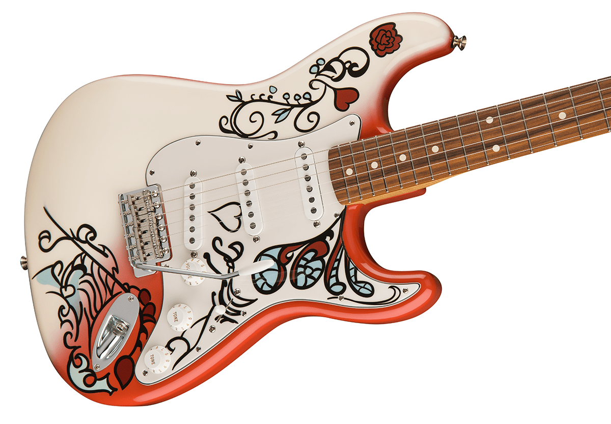hight resolution of fender releases limited edition jimi hendrix monterey stratocaster more stratocaster wiring resources stratocaster guitar culture
