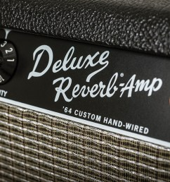 the 64 custom deluxe reverb also has concessions to the amp s history of modding regardless of whether players were after more gain or extended clean  [ 1200 x 801 Pixel ]