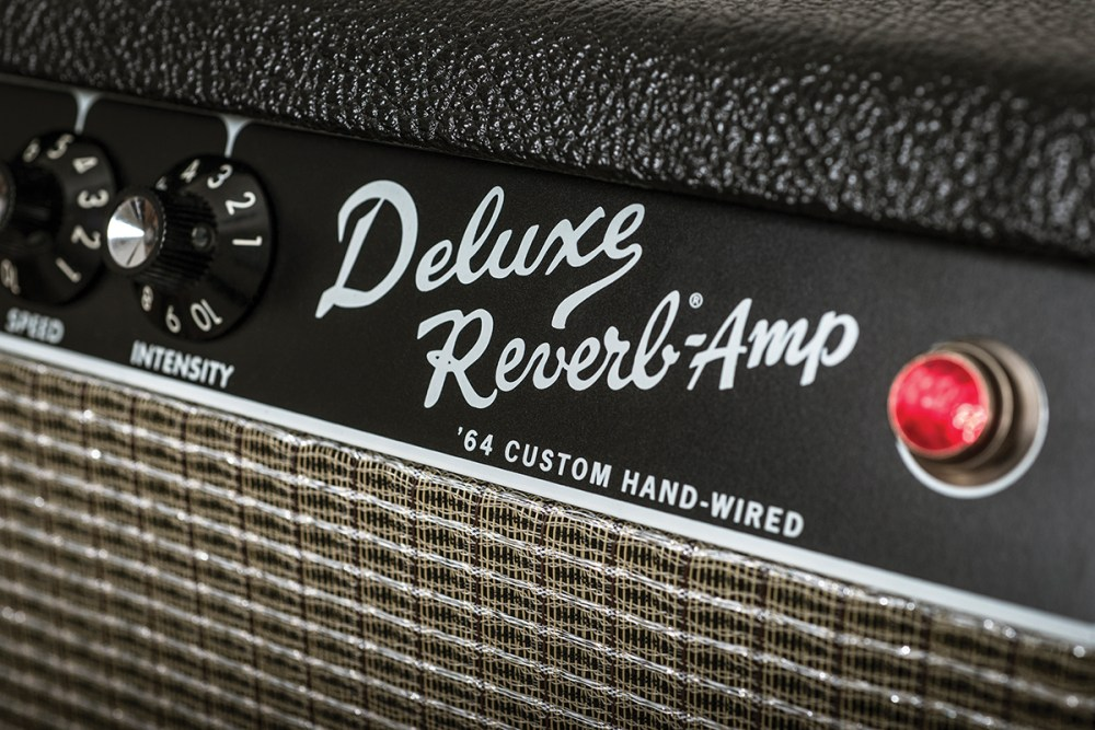 medium resolution of the 64 custom deluxe reverb also has concessions to the amp s history of modding regardless of whether players were after more gain or extended clean