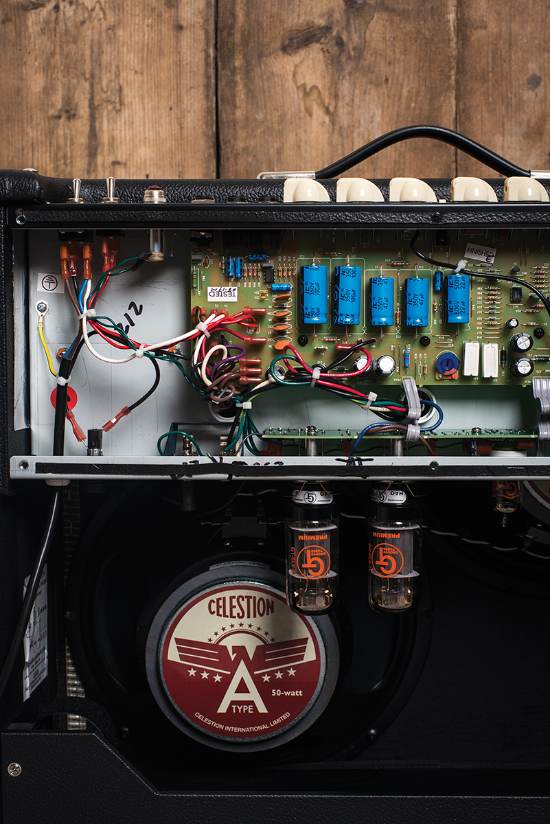 fender hot rod deluxe wiring diagram brain pituitary gland crunch 2 channel amp best library amps you might find in premium guitar shops however for muscular