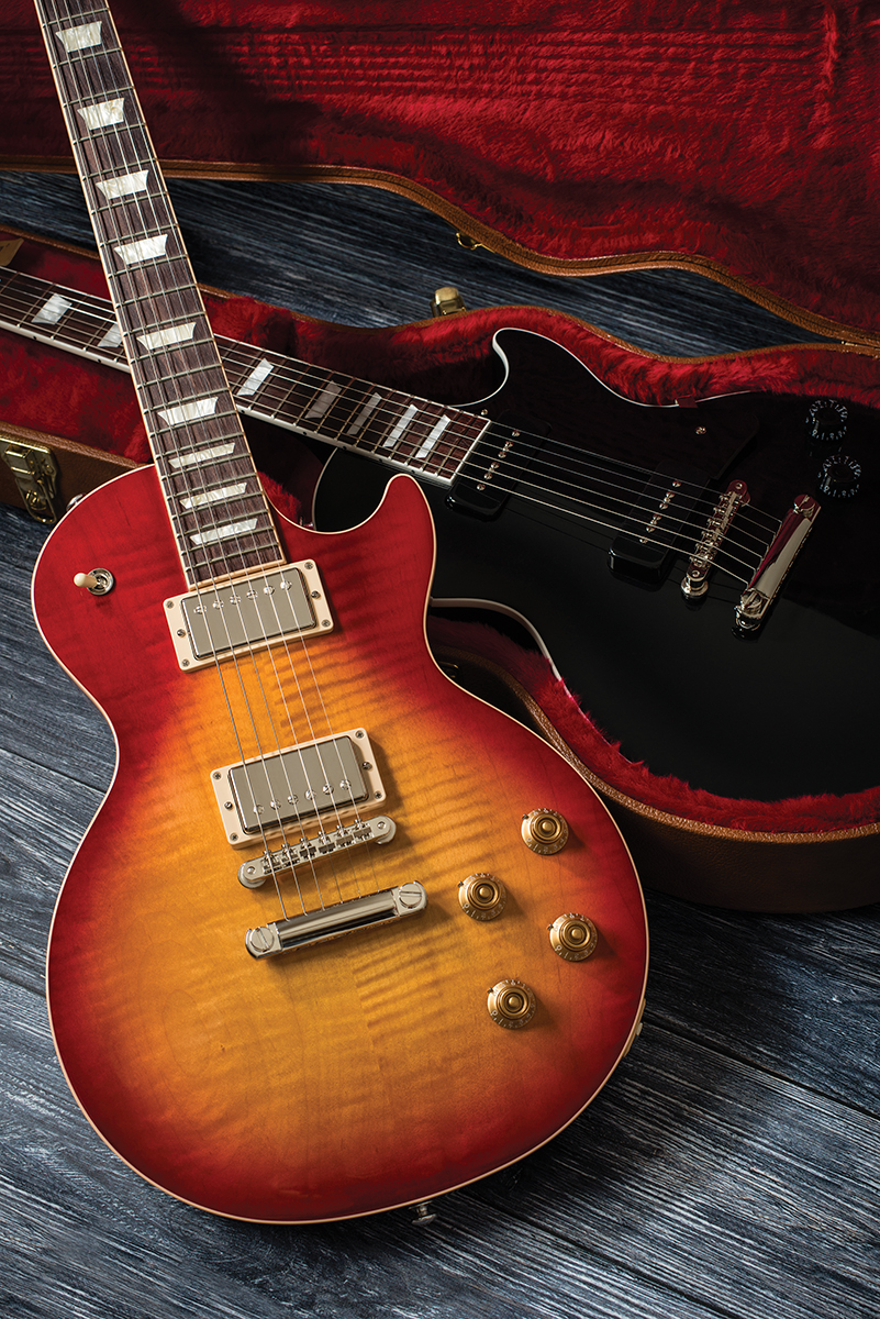 medium resolution of gibson 2018 les paul classic traditional review guitar com all gibson just can t