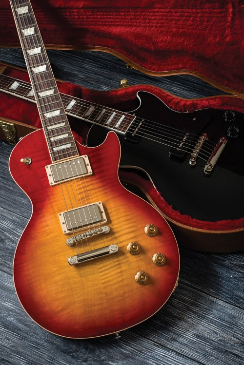 small resolution of gibson 2018 les paul classic traditional review guitar com all gibson just can t
