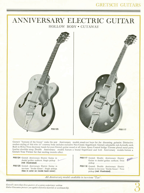 medium resolution of gretsch advertisement vintage