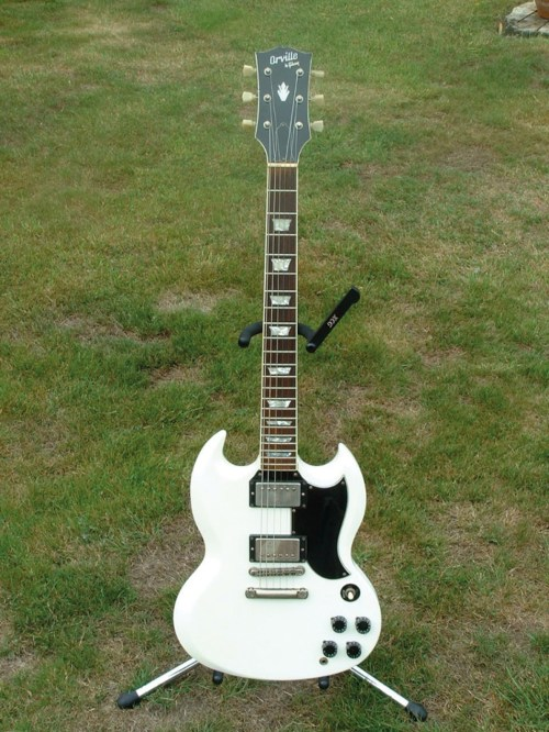small resolution of an orville by gibson sg
