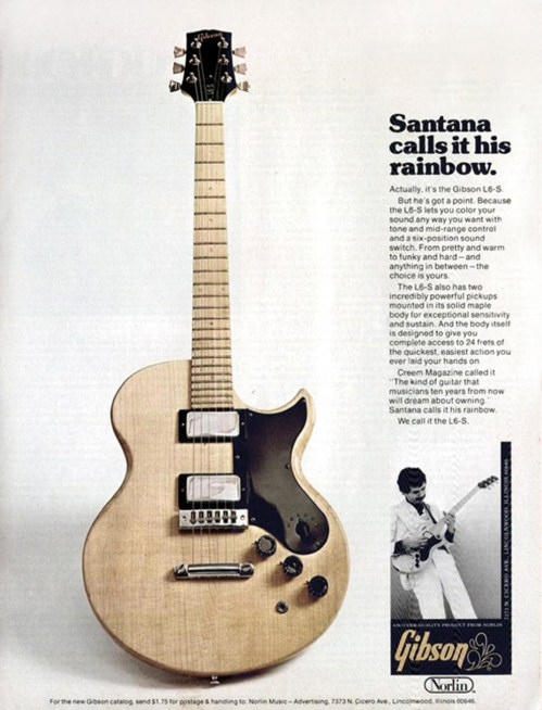 small resolution of carlos santana gives good quote for his l 6s
